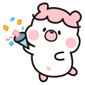 Hamster DORA − NHH Stickers messages sticker-9