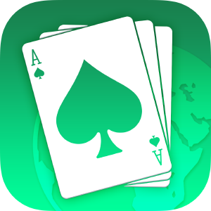 World's Biggest Solitaire messages sticker-0