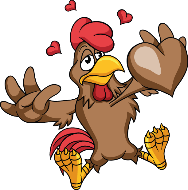Cockerel 2017 - Stickers for iMessage messages sticker-11