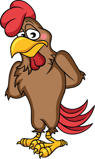 Cockerel 2017 - Stickers for iMessage messages sticker-7