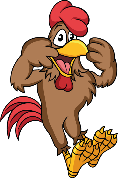 Cockerel 2017 - Stickers for iMessage messages sticker-6
