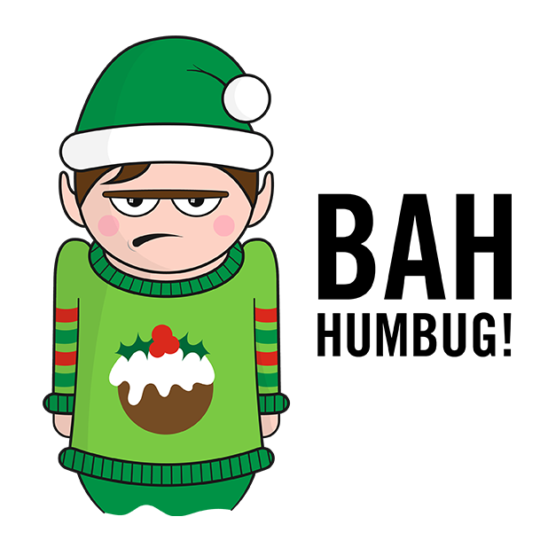 Christmas Jumper Day! messages sticker-8