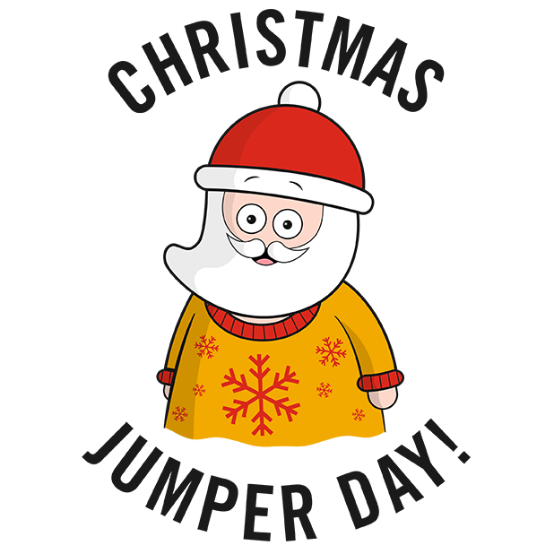 Christmas Jumper Day! messages sticker-4