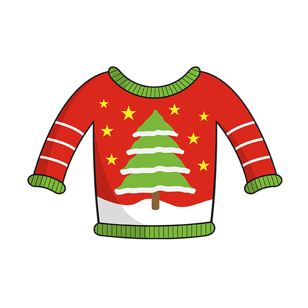 Christmas Jumper Day! messages sticker-9