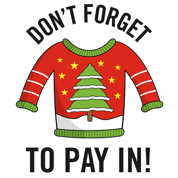 Christmas Jumper Day! messages sticker-3