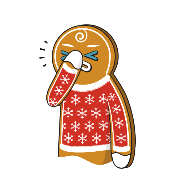 Christmas Jumper Day! messages sticker-7