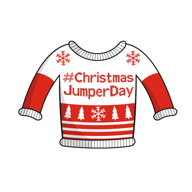 Christmas Jumper Day! messages sticker-5