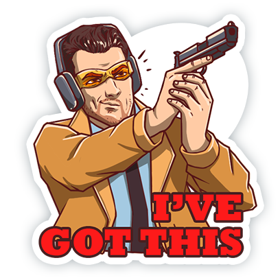 Homicide Squad:Hidden Objects messages sticker-8