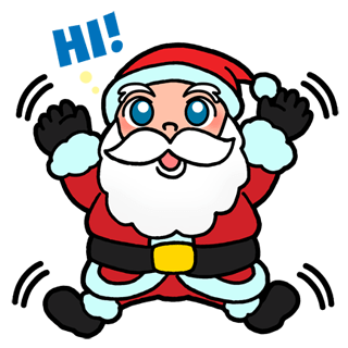 Funny Love Xmas Stickers messages sticker-0