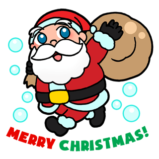Funny Love Xmas Stickers messages sticker-5