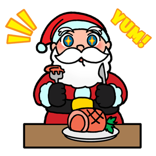 Funny Love Xmas Stickers messages sticker-4