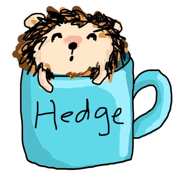 Harold the Hedgehog Stickers messages sticker-4