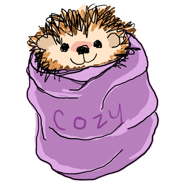 Harold the Hedgehog Stickers messages sticker-10