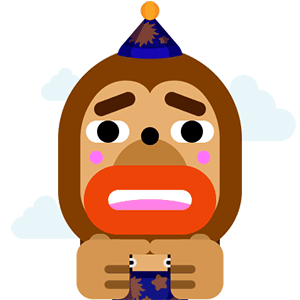 WowPop : Floaty Balloon messages sticker-5