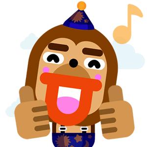 WowPop : Floaty Balloon messages sticker-2