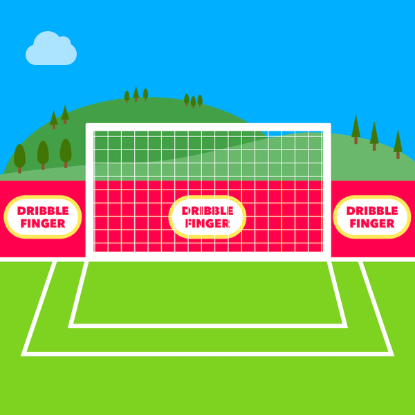 Bounce Finger Soccer messages sticker-5