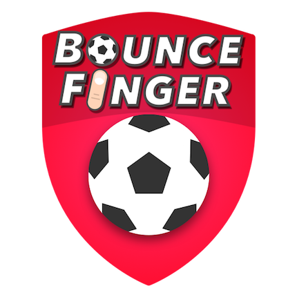 Bounce Finger Soccer messages sticker-0