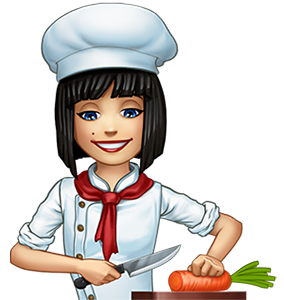 Cooking Fever Stickers - Mega Pack messages sticker-4