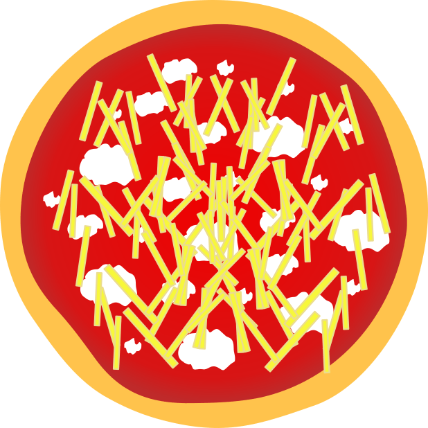 Pizza Food Sticker messages sticker-4