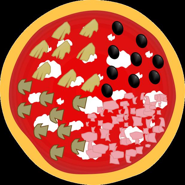 Pizza Food Sticker messages sticker-9