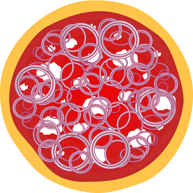 Pizza Food Sticker messages sticker-3