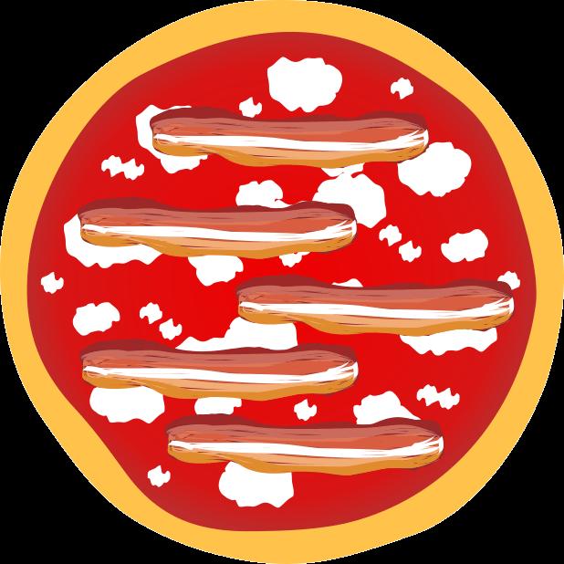 Pizza Food Sticker messages sticker-7