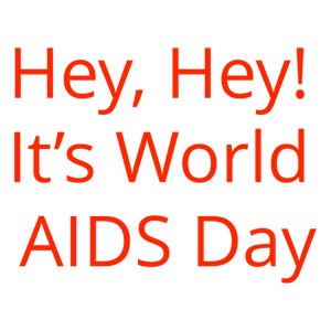 HIV Awareness for World AIDS Day messages sticker-2