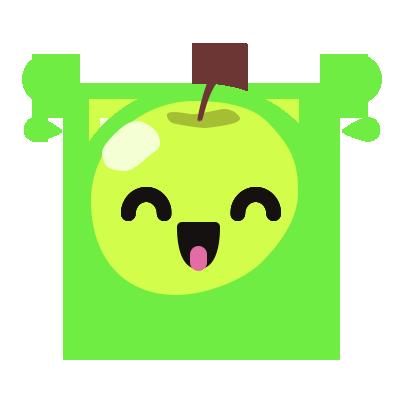 Juicy Jump – crazy fruit arcade messages sticker-0