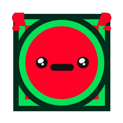 Juicy Jump – crazy fruit arcade messages sticker-9