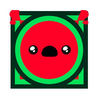 Juicy Jump – crazy fruit arcade messages sticker-3