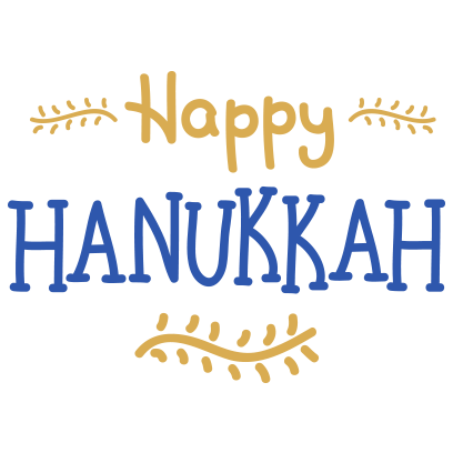 Hanukkah Smiles messages sticker-5