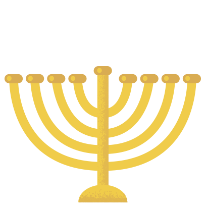 Hanukkah Smiles messages sticker-1