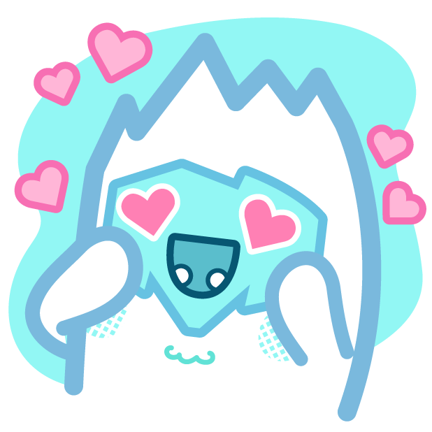 Yetee Party! messages sticker-0
