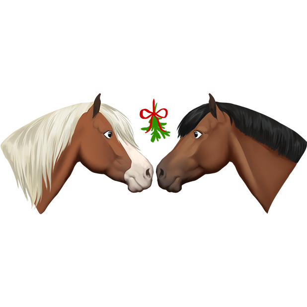 Star Stable Christmas Stickers messages sticker-5