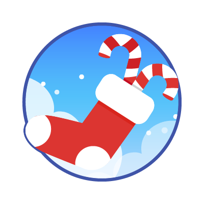 Christmas Joys - Lovely Xmas stickers messages sticker-0