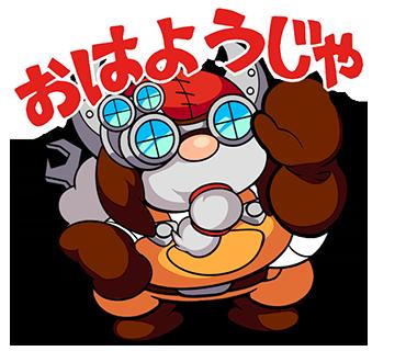 ポコダンステッカー messages sticker-0