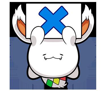 ポコダンステッカー messages sticker-7