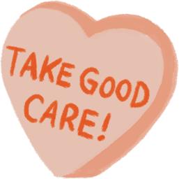 Take Good Care Stickers messages sticker-3