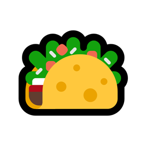 Colorful Food Stickers messages sticker-1