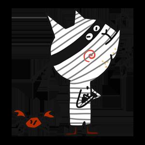 もっとネコデアル messages sticker-11