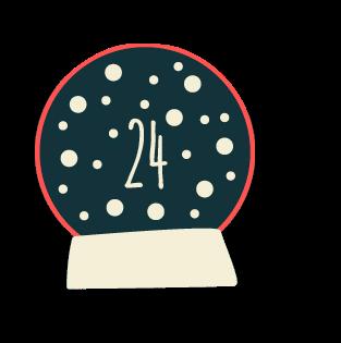 Christmas Advent Calendar - Fc Sticker messages sticker-11