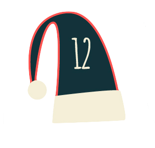 Christmas Advent Calendar - Fc Sticker messages sticker-2