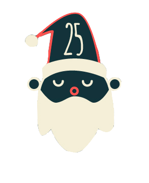Christmas Advent Calendar - Fc Sticker messages sticker-6