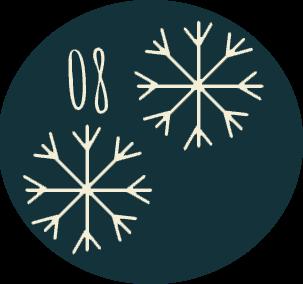 Christmas Advent Calendar - Fc Sticker messages sticker-9