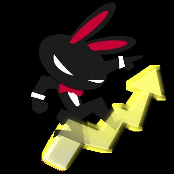 Morfei Rabbit-Cool Stickers messages sticker-11