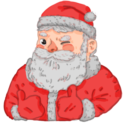 Happy Christmas Stickers Pack messages sticker-0