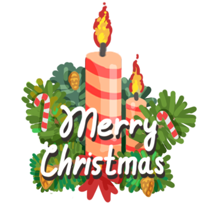 Happy Christmas Stickers Pack messages sticker-8