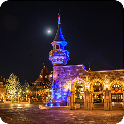 Daily Magic- Disney Photo Blog messages sticker-11