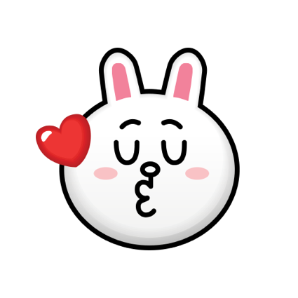 BROWN & CONY Emoji Stickers - LINE FRIENDS messages sticker-9