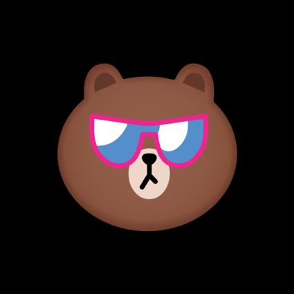 BROWN & CONY Emoji Stickers - LINE FRIENDS messages sticker-7